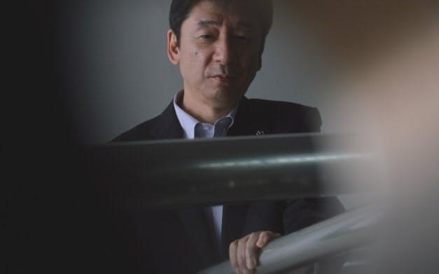 マツダ執行役員MDI&IT本部長の木谷昭博氏(写真:栗原克己)