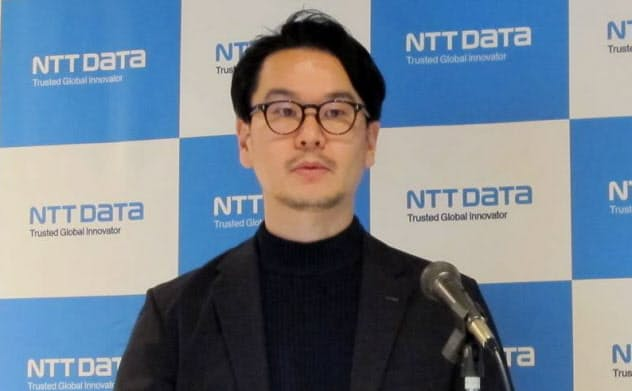 NTTデータの新井悠セキュリティ技術部情報セキュリティ推進室Executive Security Analyst