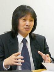 三淵啓自デジタルハリウッド大学教授