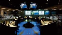 ラックのセキュリティ監視センター