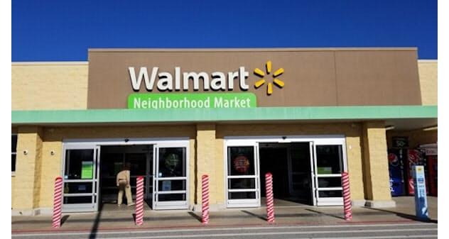 ウォルマート ネイバーフッドマーケット