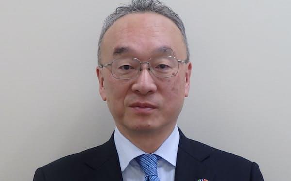 りそなアセットマネジメントの西岡明彦社長