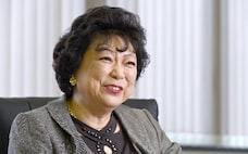 「初の女性」だからこそ自由に 渡辺淳子さん