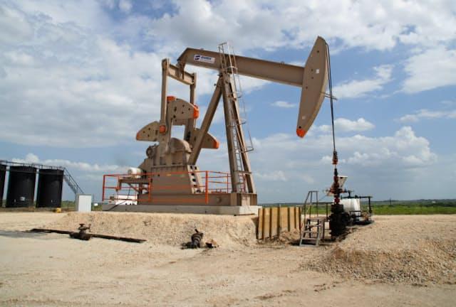 シェールオイルの本格生産は世界の石油事情を書き換えた(米テキサス州)
