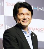ヤフーの代表取締役社長である宮坂学氏