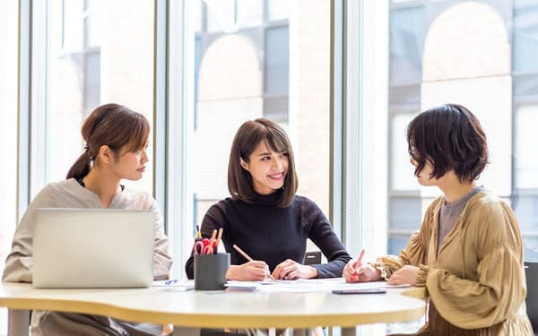 会社でやりたいことを実現するには「編集力」が重要に(写真はイメージ=PIXTA)