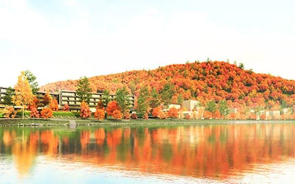 ザ・リッツ・カールトン日光は、中禅寺湖畔に面した日光国立公園内に開業する