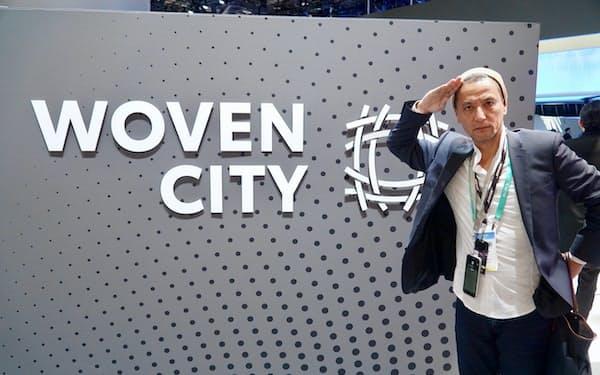 トヨタが街をつくると話題になった「WOVEN CITY」。小沢氏は注目のプロジェクトだいう理由は?
