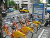 写真1 台湾の「Ubike 微笑單車」