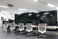 制御システムセキュリティセンター(CSSC)の東北多賀城本部に導入された監視卓