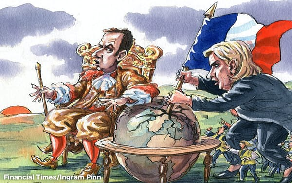 イラスト Financial Times/Ingram Pinn