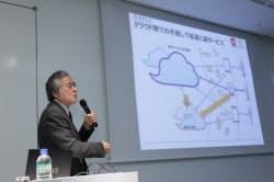東京大学大学院情報学環教授・オープンデータ流通推進コンソーシアム顧問の坂村健氏