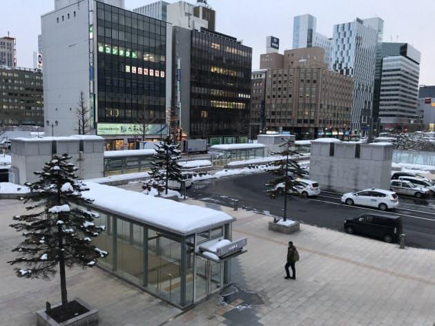 北海道の公示地価2.8%上昇、札幌・ニセコ人気も二極化