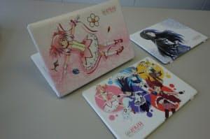 米インテル日本法人はメーカーと組んで売り出し中の薄型高性能ノートパソコン「ウルトラブック」の販促に「魔法少女まどか☆マギカ」を活用した