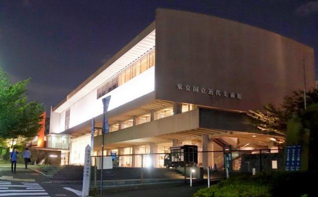 東京国立近代美術館は作品を見ながら参加者同士で意見を交わすビジネスパーソン向けのプログラムを提供している