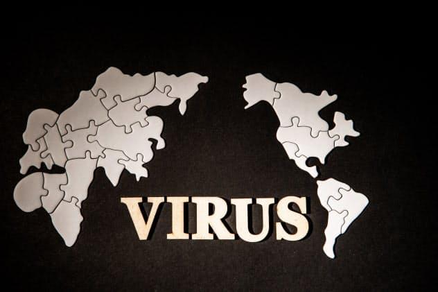 20世紀初頭のスペイン・インフルエンザは広範囲に広がった(画像=PIXTA)