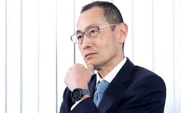 京都大学iPS細胞研究所の山中伸弥教授・所長(写真:石田高志)