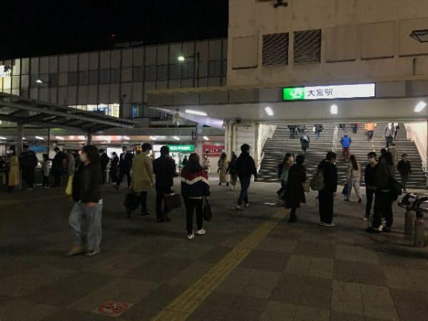JR大宮駅東口