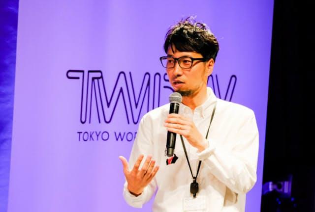 &Co.,Ltd.代表取締役、Tokyo Work Design Weekオーガナイザー 横石 崇氏