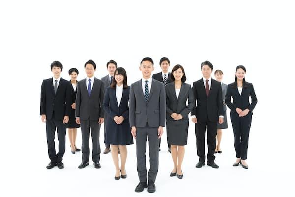 どんな仲間と働きたいかも、転職観の重要なピースになり得る 写真はイメージ =PIXTA