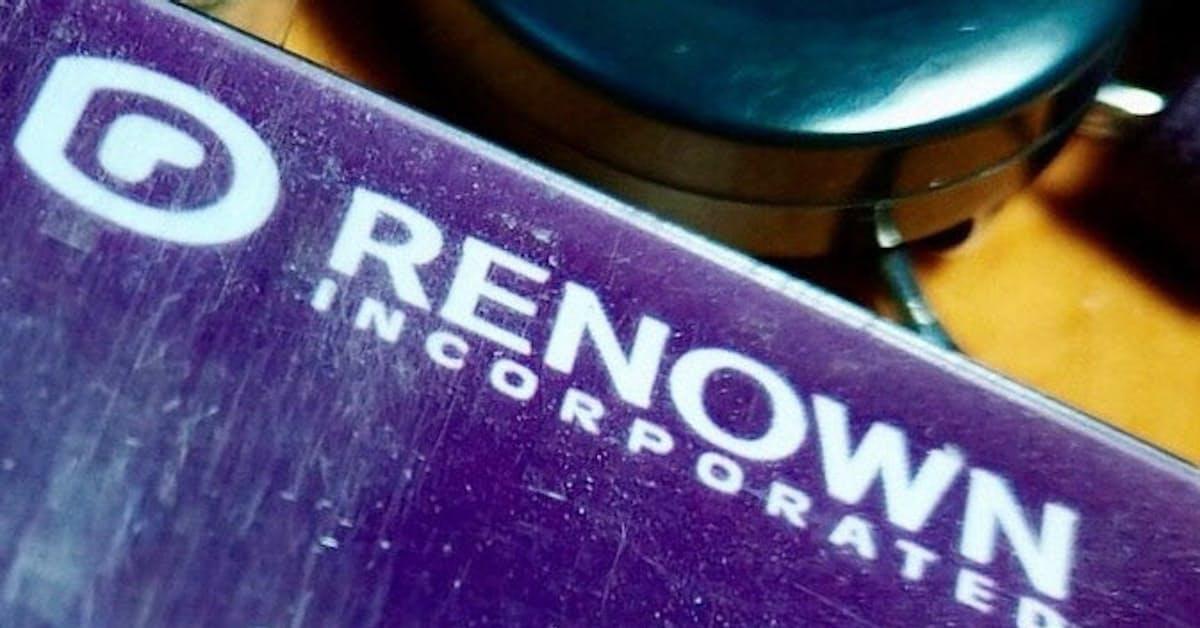 レナウン 倒産