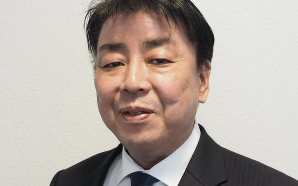 いちよし証券の玉田弘文社長