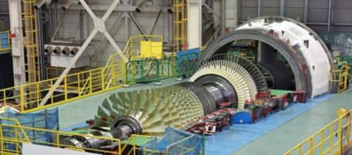 三菱重工は火力発電事業の強化を急いでいる。日立製作所との共同出資会社も全額出資に切り替える(写真:三菱日立パワーシステムズ提供)