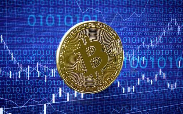 ビットコイン価格は5月上旬には一時1万ドルの大台を回復した(写真はイメージ=PIXTA)