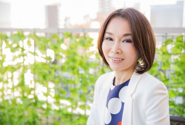 『一般論はもういいので、私の老後のお金 「答え」をください!』を書いたファイナンシャルプランナーの井戸美枝さん