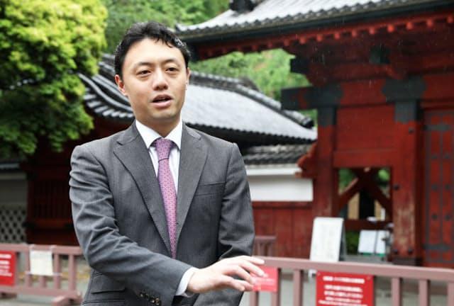 東京大学大学院教授 松尾豊氏