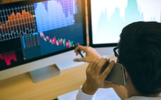 ベテラン苦戦、初心者増加 コロナ下の個人投資家