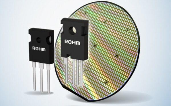 ロームの+1200ボルト耐圧SiCパワーMOSFET(出所:ローム)