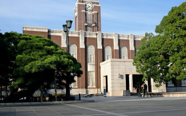 京都大学への合格者数を見ると西日本の進学校の実力がうかがえる