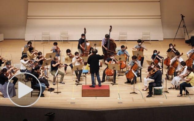 ウィズコロナのクラシック 安全と音楽性両立に悩む