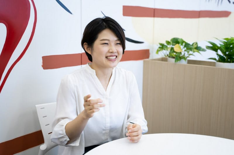 エン・ジャパンの菅野早悠里さんは完全リモートでの転職を体験した