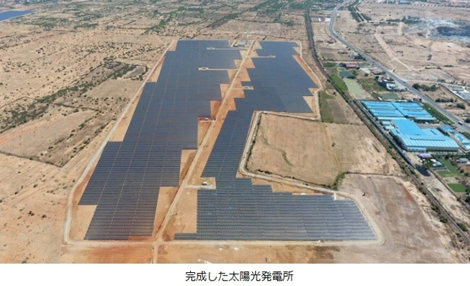 シャープ、ベトナムのニントゥアン省に太陽光発電所(メガソーラー)を ...