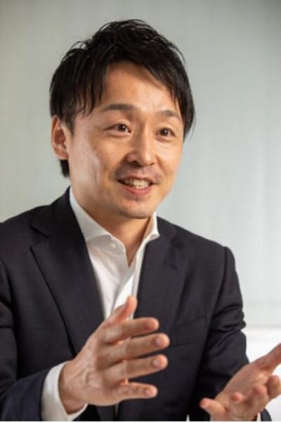 2012年に就任した沼田博和社長。「世界の定番商品の販売強化で客層が広がった」と話す(写真:菅野勝男)