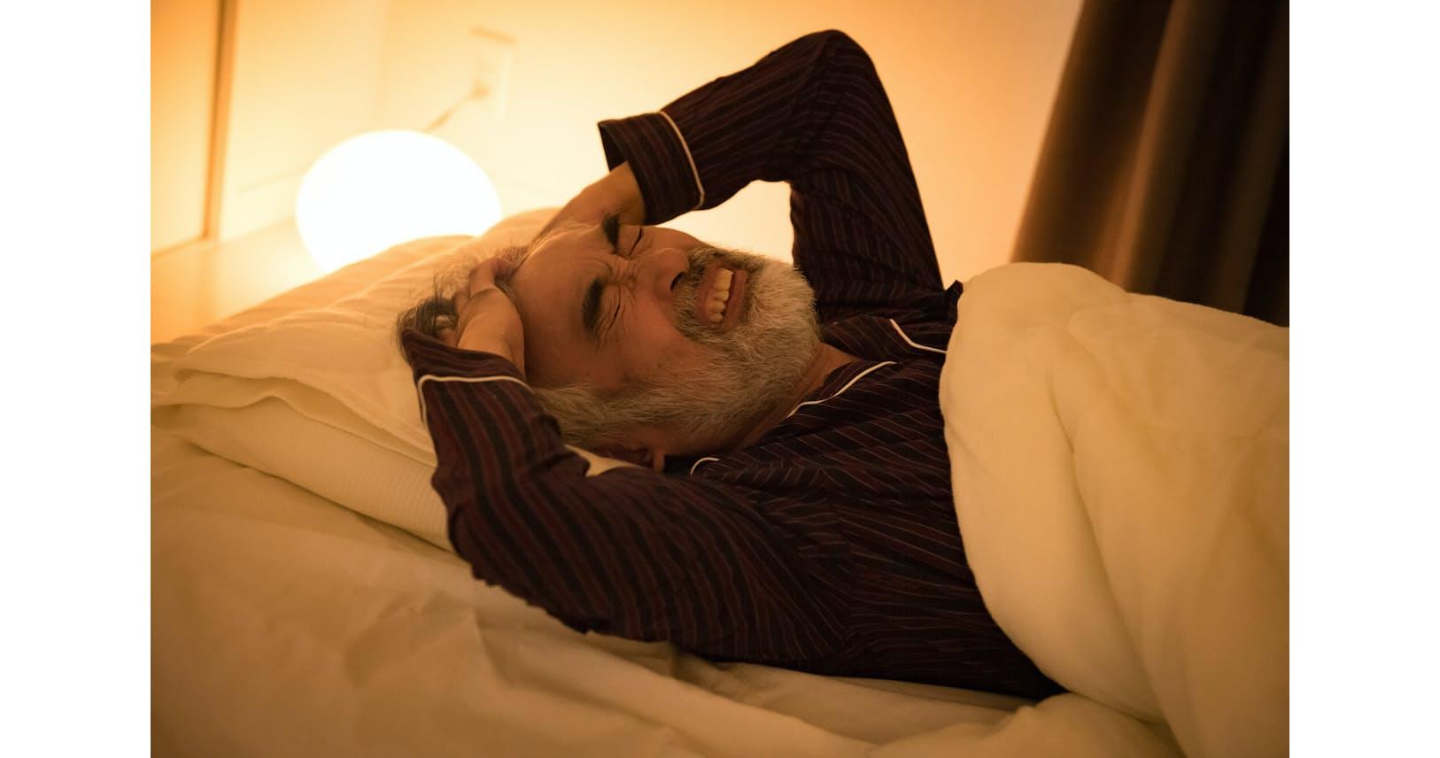 年を取ってもよく眠れるの? 「睡眠の老化」の実際
