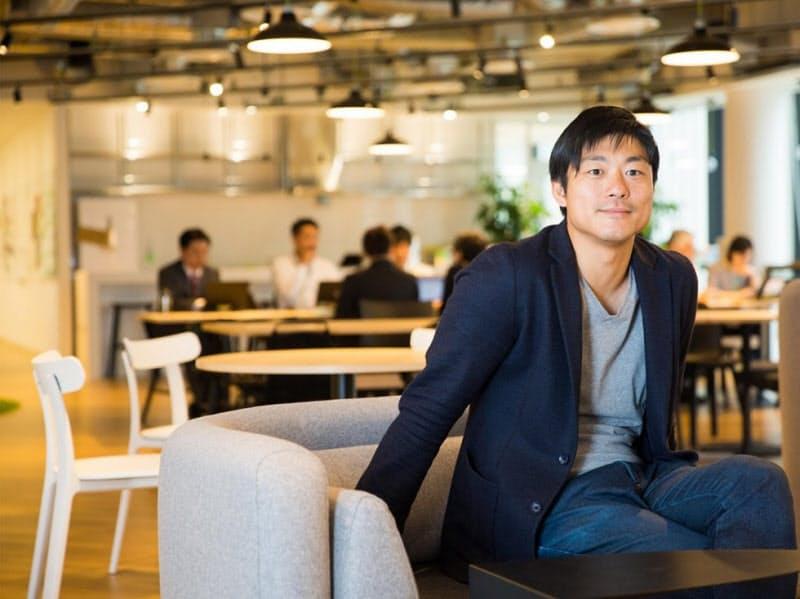 スタートアップ投資会社リアルテックファンド代表の永田暁彦氏