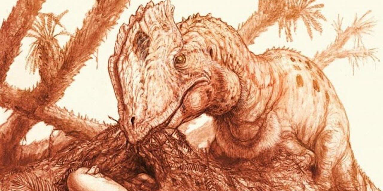 モノロフォサウルス