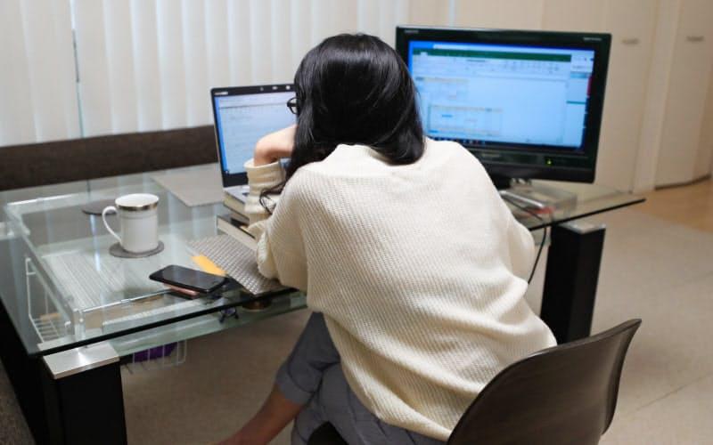 テレワークが長期化する中、部下の指導・監督に頭を悩ませる管理職は多い(写真はイメージ)
