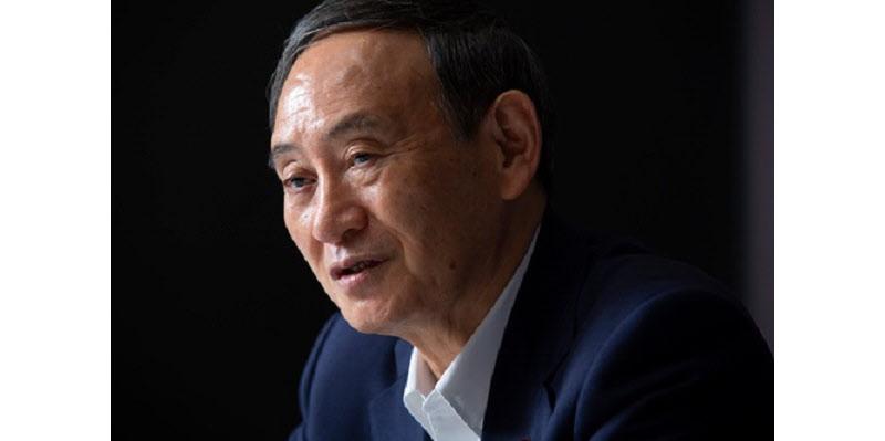 菅義偉官房長官が関係省庁に指示を出し、ダムの貯水容量を増やした(写真:的野弘路)