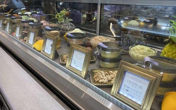 大阪・心斎橋の1店舗でしか買えない発酵バター「バタールーアン」が、じわり人気を集めている