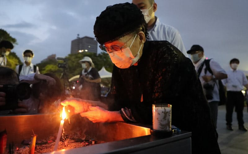 戦後75年、広島「原爆の日」 記憶の伝承課題