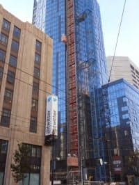 ツイッター本社もサンフランシスコにある