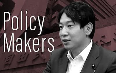 「企業等への資本性資金の供給PT」事務局長も兼務する小倉将信氏