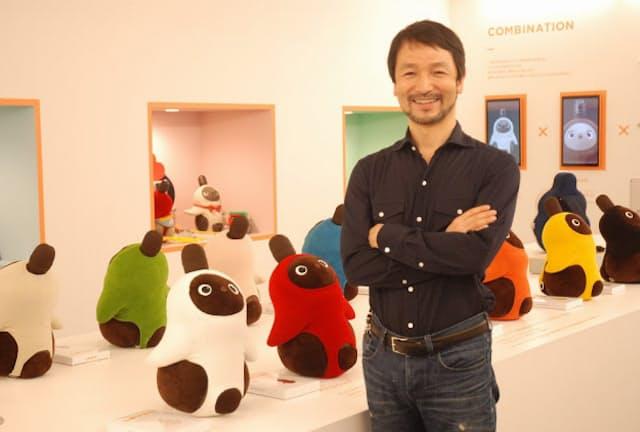 GROOVE X(グルーブX)の林要社長が開発した家族型ロボット「LOVOT(ラボット)」