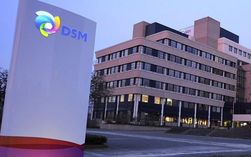 DSMの本社。オランダのリンブルフ州ヘールレン市にある(出所:DSM)