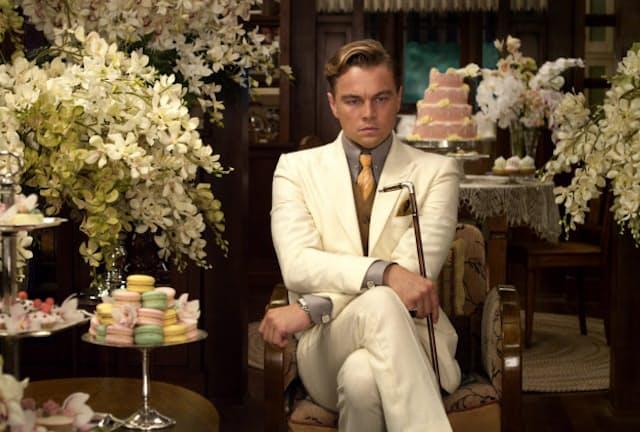 2013年の映画「華麗なるギャツビー」では、レオナルド・ディカプリオがキャツビーを演じた(c)2013 Warner Bros. Entertainment Inc. All rights reserved.