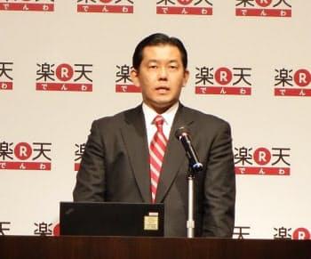 図4 フュージョン・コミュニケーションズ 代表取締役社長 相木孝仁氏